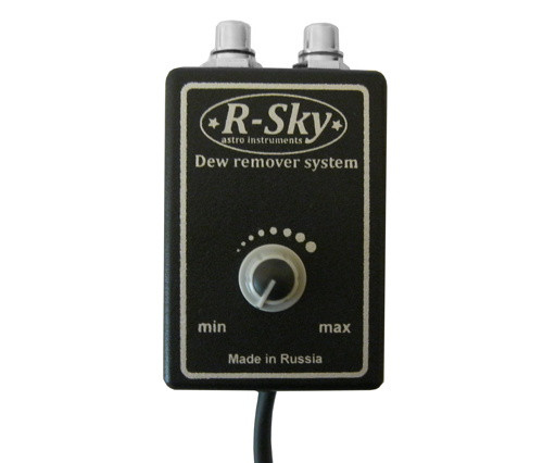 Single channel controller for dew heaters