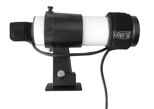Dew Heater for Optical Finder